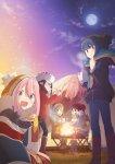 【ゆるキャン】アニメ全12話一挙放送が3週に渡って実施!キャンプに興味持つ!?