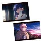【Fate/stay night[HF]】ヴィジュアルコレクションが今月発売!戦闘シーンがカードになって登場