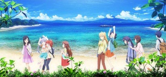 【のんのんびより】劇場版のOP&ED主題歌、PV第1弾が公開!!2018年8月に公開