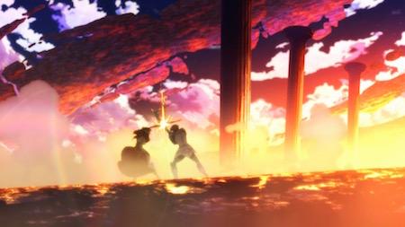 Fate/EXTRA Last Encore 11話