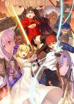 【Fate/stay night[UBW]】13話〜25話一挙放送が明日実施!劇場版第2章に向けておさらいしよう