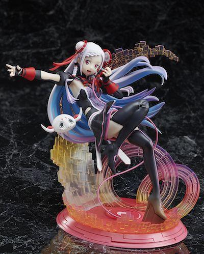 【SAO】劇場版よりユナがフィギュアとなって登場!ライブ中の躍動感ある歌姫の姿に注目