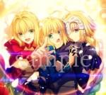 アルバム「Fate song material」発売決定!アニメやゲームの主題歌など全26曲を収録