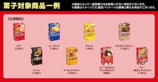 「鬼滅の刃×森永製菓」コラボキャンペーン菓子対象商品一覧