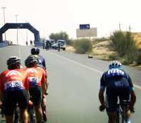 @teamnovonordisk doing their thing once again in the breakawayYou're on fire Keep it up#changingdiabetes #diabeatthis