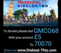 #Repost @diabeat.this (@get_repost)・・・PLEASE CHECKOUT THIS EVENThttps://www.diabeat-this.comI'm raising money for @diabetesuk by cycling @ridelondon this year. Learn why I'm doing it with @kimberleyyy_x at my websitehttps://www.diabeat-this.com/Clickable link in bioI talk in depth and personally about my recent battle with diabetes related complications and the effect these have had on me.I need your help to raise funds for @diabetesuk to help educate diabetics and develop treatments and.work on cures for Diabeteshttps://www.diabeat-this.comClickable link in bio@teamnovonordisk#teamnovonordisk#changingdiabetes #TypeOnesOnTour #diabetes #diabetesuk #teamtype1 #tt1 #teamnovonordisk #ridelondon #ridelondon2018 #cyclinglife #cycling #cyclinggirl #cyclingguy #sportive #fundraiser #charity #diabeticcoma #diabeticcomplications #diabeat.this