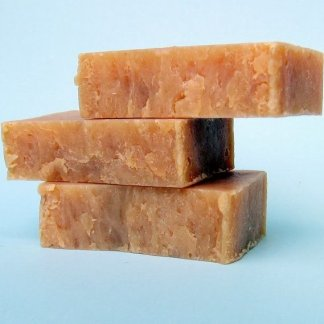 tea tree oil soap: no more lye