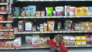 Beckett shopping
