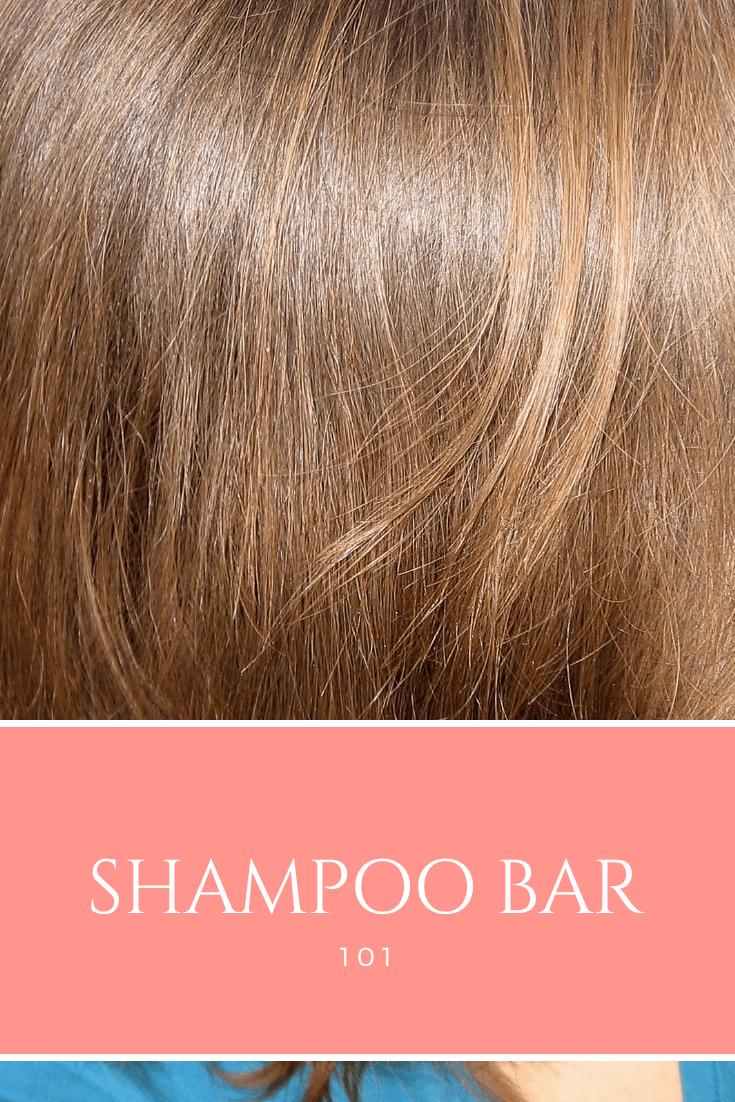 Shampoo bar 101