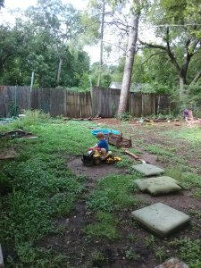 Backyard fun activities for kids at home