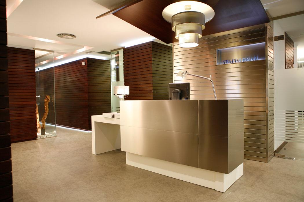 Diseo oficinas en Bilbao Staff Legal Abogados  Sube