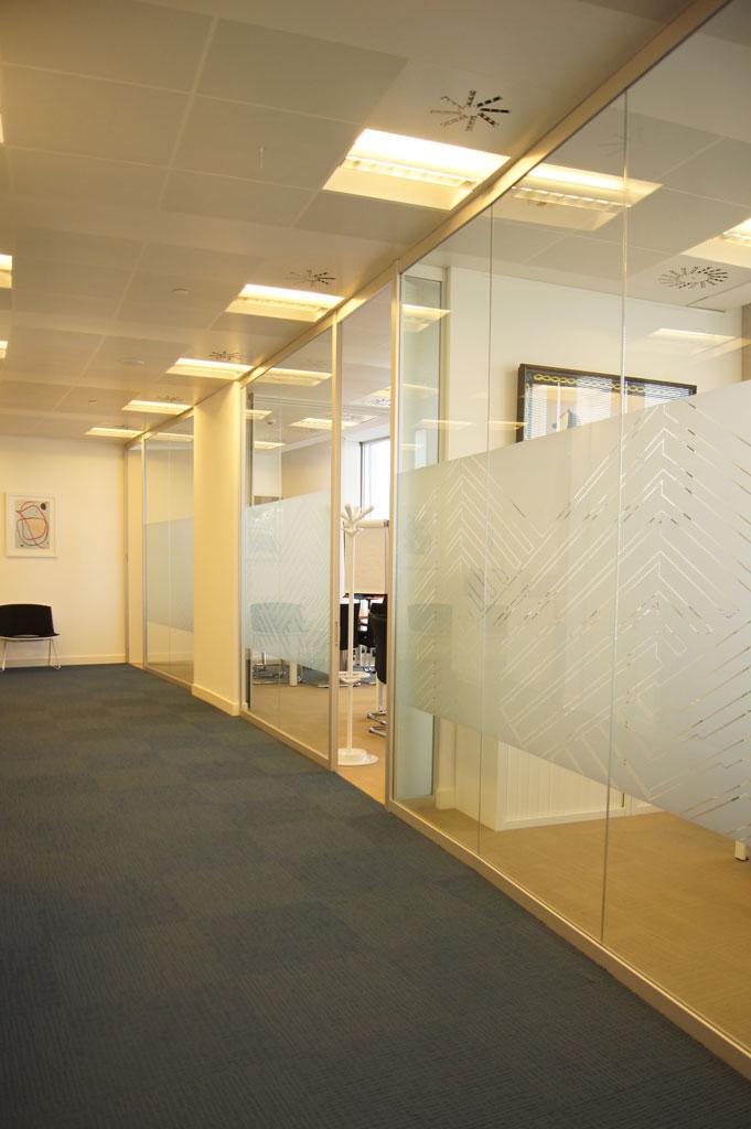 Diseo de oficinas decoracin y llave en mano para Marsh Bilbao  Sube interiorismo