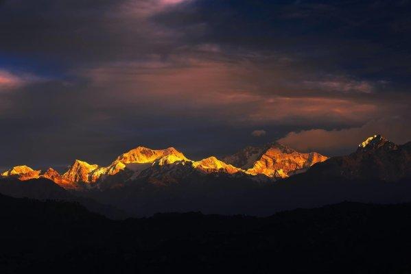 Light and Shadow - Fine Art Colour Landscape Photography Artwork by Subhankar Das