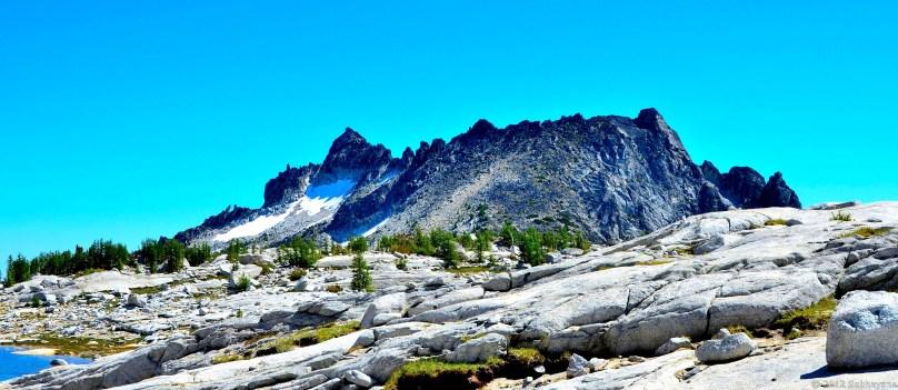 McClellan Peak getting closer