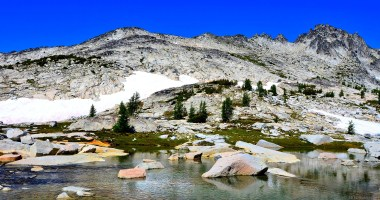 Enchantments Peaks