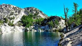 Trail by Crystal Lake