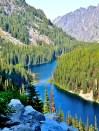 Full view of Lake Nada
