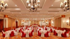 Radission Hotel-Party Dinning Hall