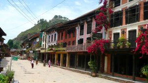 Street of Bandipur