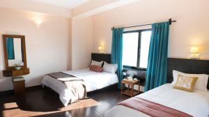 Double Bed Room-Hotel Karuna