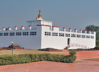 Lumbini-Birth Place of Gautam Buddha