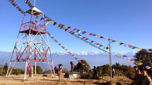 View Tower-Nagarkot