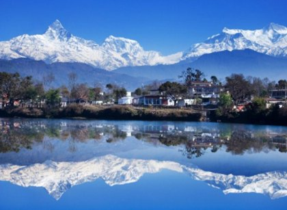 Pokhara-City of Lakes