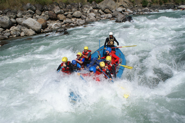 Rafting-White Water Adventure