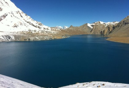 Highest Lake of Nepal