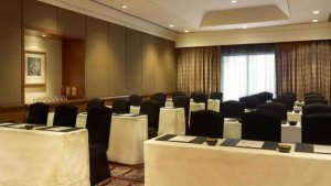 Conference Hall of Hyatt Regency