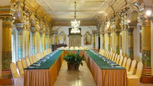 Hotel Shanker-Meeting room