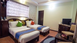 Twin Bedroom-Hotel Dahila
