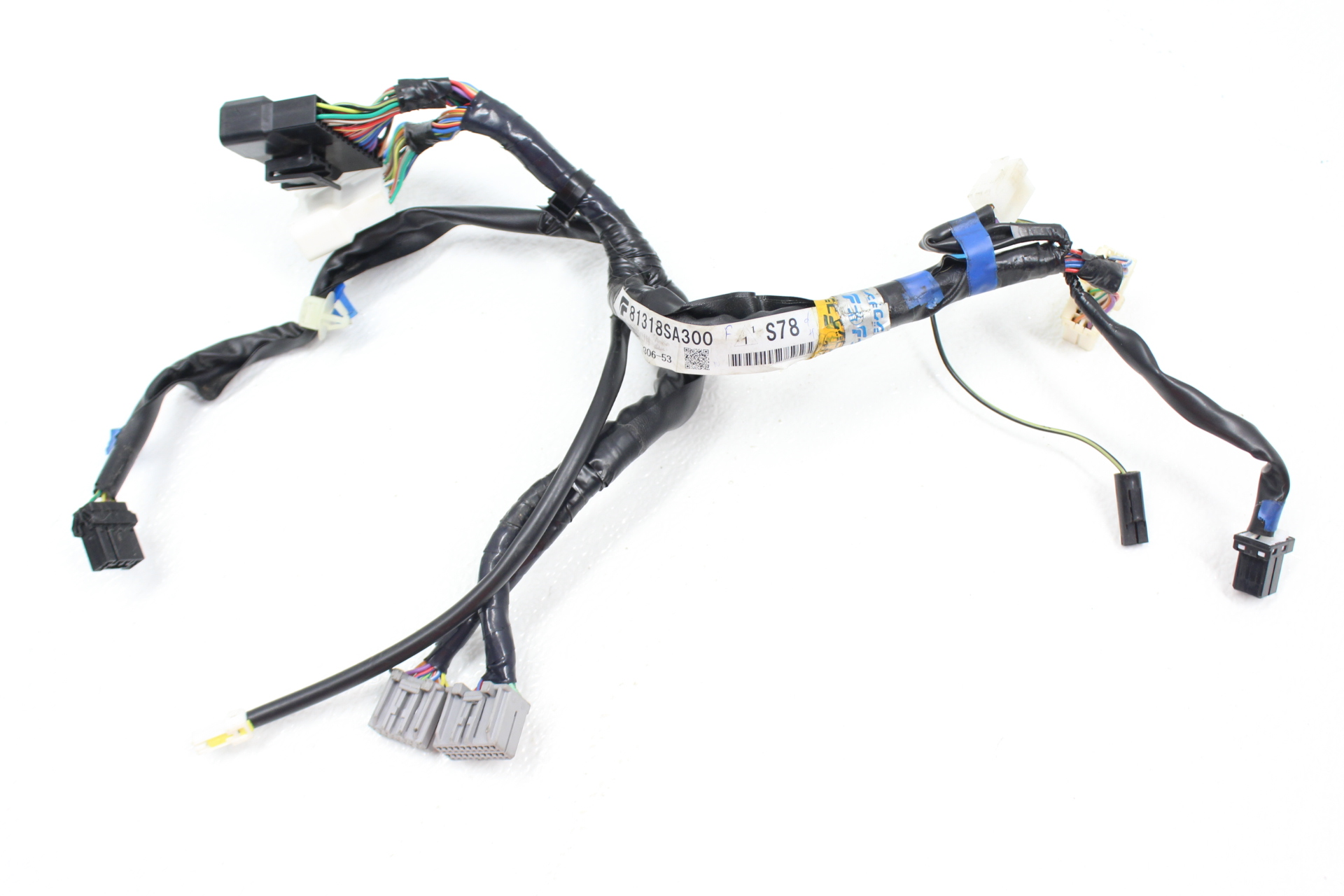Subaru Forester Xt Fxt Instrument Gauge Panel Wire