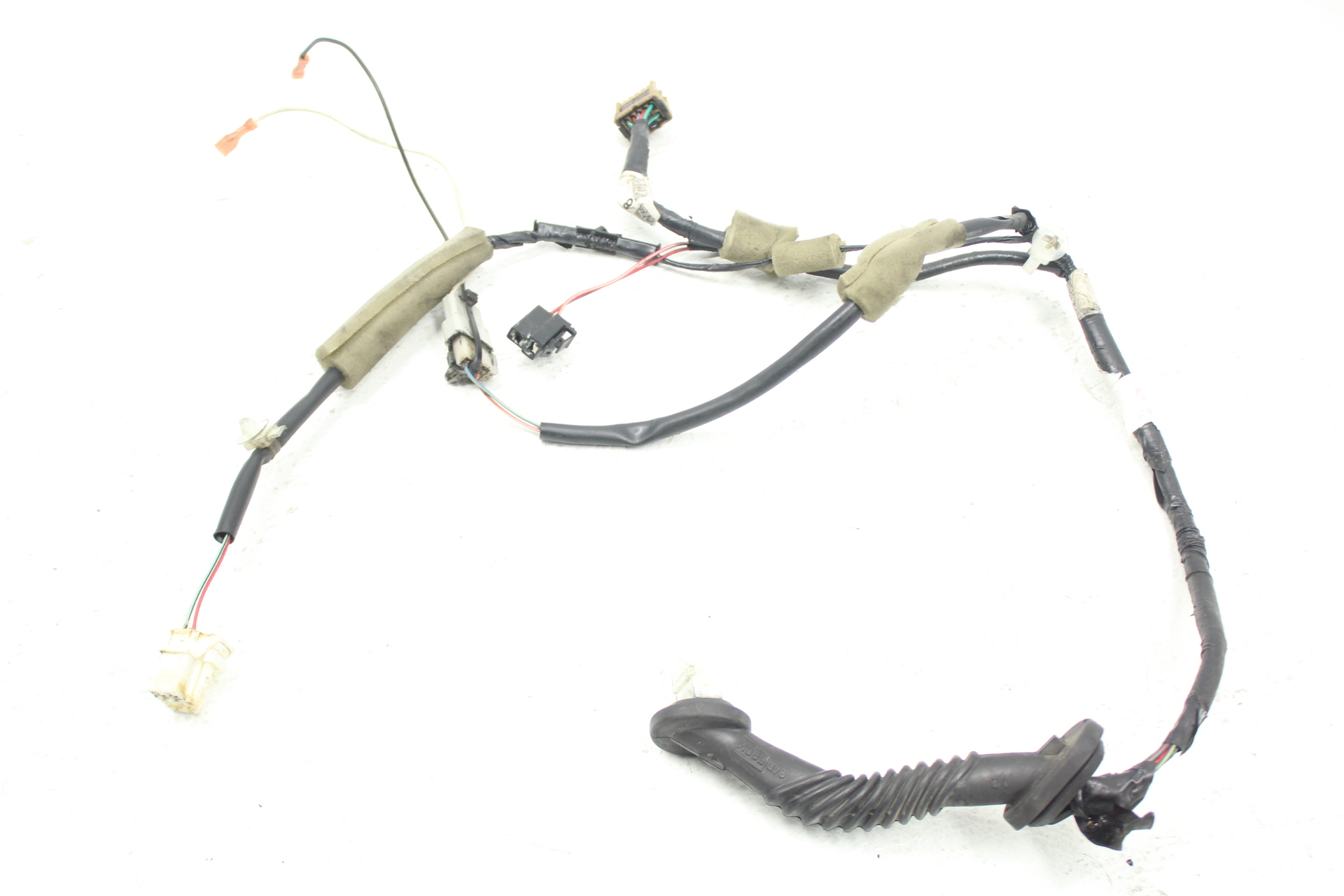 02 04 Subaru Wrx Amp Sti Rh Rear Door Wire Wiring