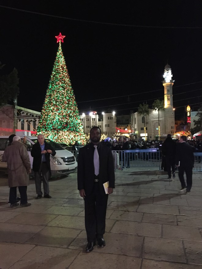 Bertrand in Bethlehem.