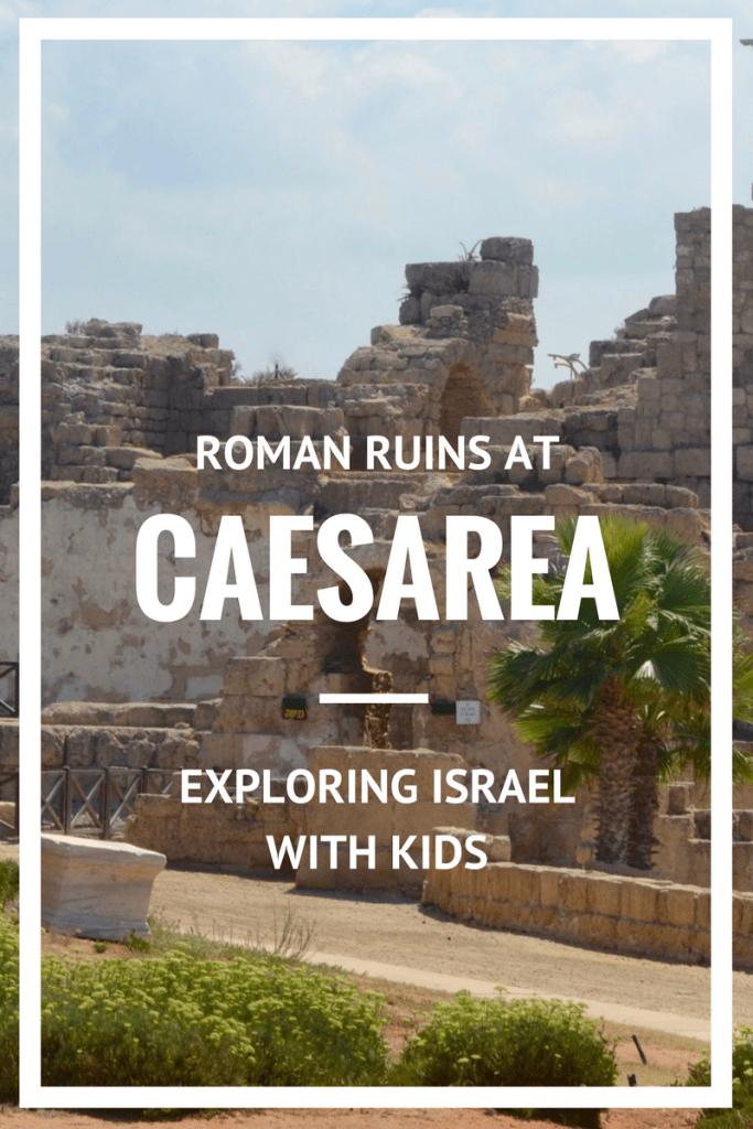caesarea-exploring-israel-with-kids
