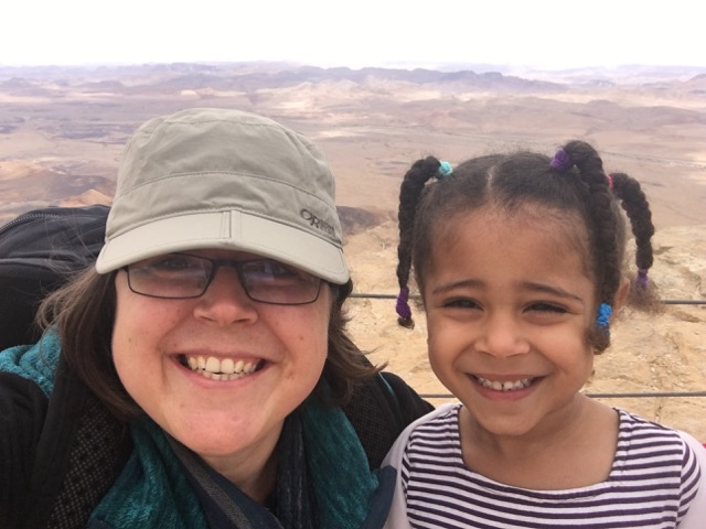 Travel with Kids - Masada