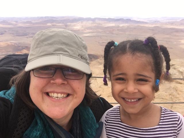Travel with Kids - Masada
