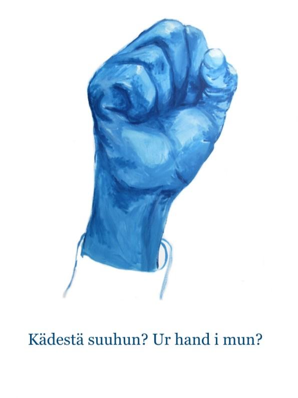 Kädestä suuhun? / Ur hand i mun?