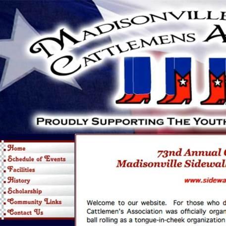 Madisonville Sidewalk Cattlemen's Association in Madisonville, Texas