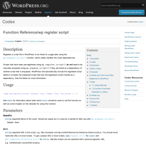 Search WordPress Codex or QueryPosts - Packages - Package ...