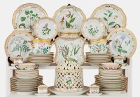 ROYALLY Luxurious Table Settings with FLORA DANICA CHINA ...