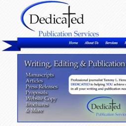 Dedicated Publication Services