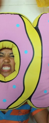 Sublime Gadgets: OF Donut Pillow by Odd Future  Sublime