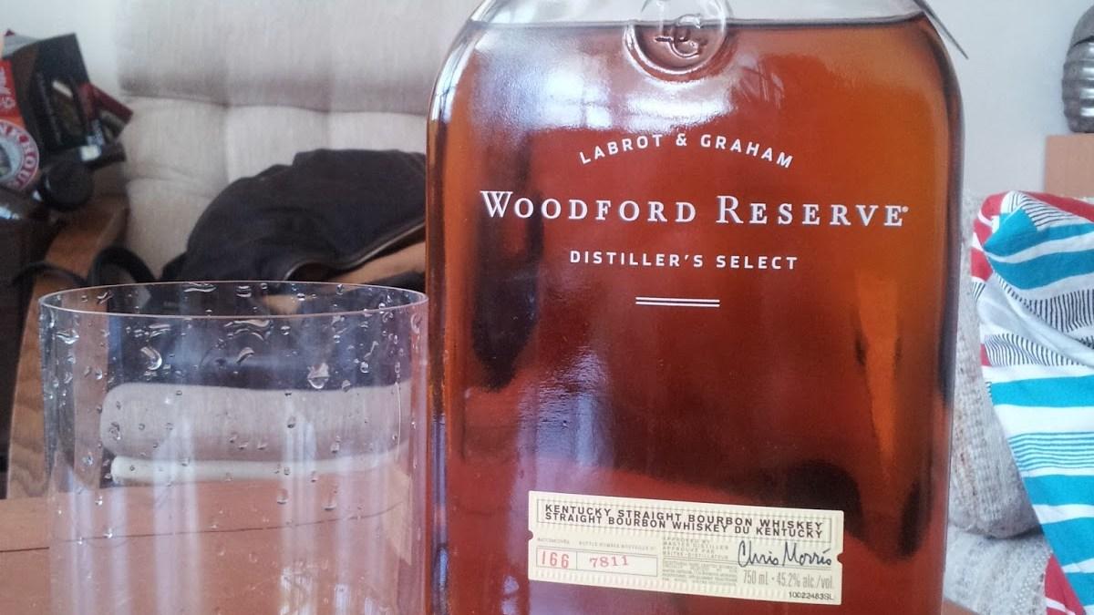 Woodford Reserve is a Big, Beautiful Bourbon