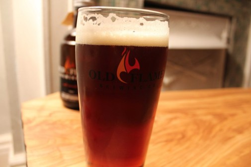 Old Flame Red Pint