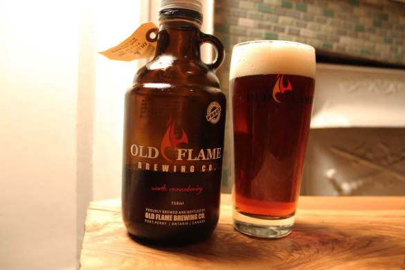 Old Flame Red