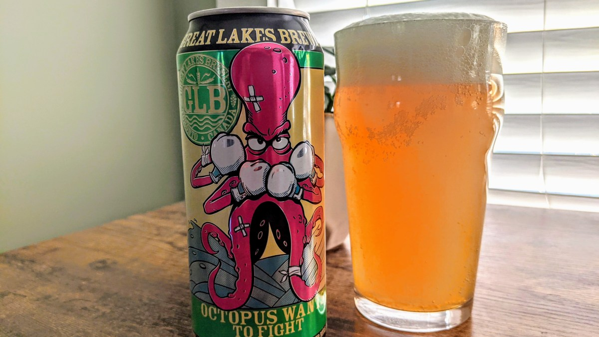 Octopus Wants to Fight IPA: An Overdue Ode to the Octopus