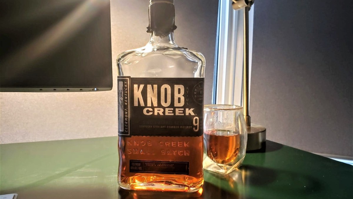 Knob Creek Single Barrel Reserve Is More of the Knob You Love