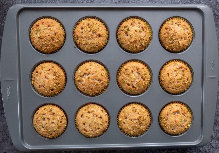 Baked Yazdi Muffins